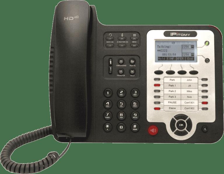 QualTel Communications IPitomy IP320 phone