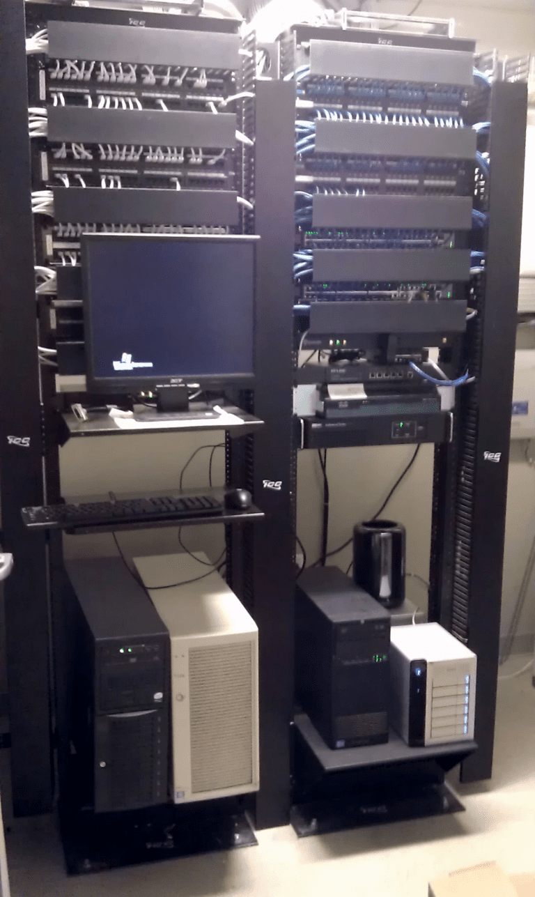 QualTel Communications completed installation job