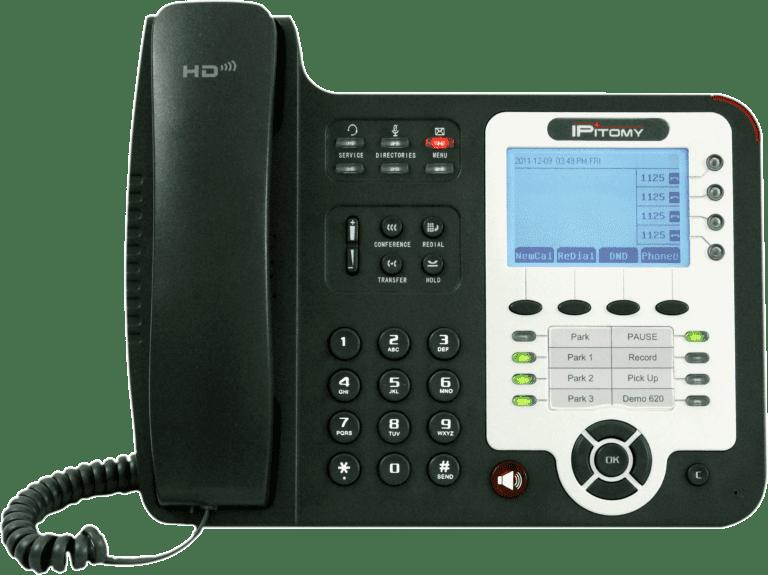 QualTel Communications ipitomy ip410 phone