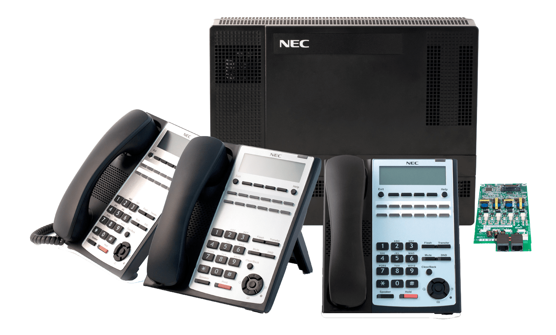 QualTel Communications NEC SL1100 business phone system