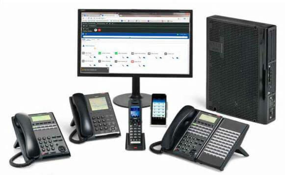 QualTel Communications NEC Univerge SV9100 business phone system